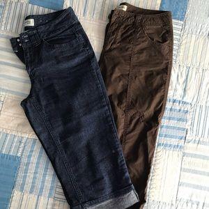 2 for 1 Capri pants!